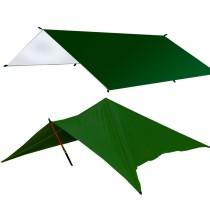 Silver Coating Anti UV Ultralight Sun Shelter Beach Tent Pergola Awning Canopy 210T Taffeta Tarp Camping Sunshelter