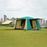 Large Family Tent 3 Rooms 1 Lobby 8 9 10 12 Person Camping Cooking Outdoors
