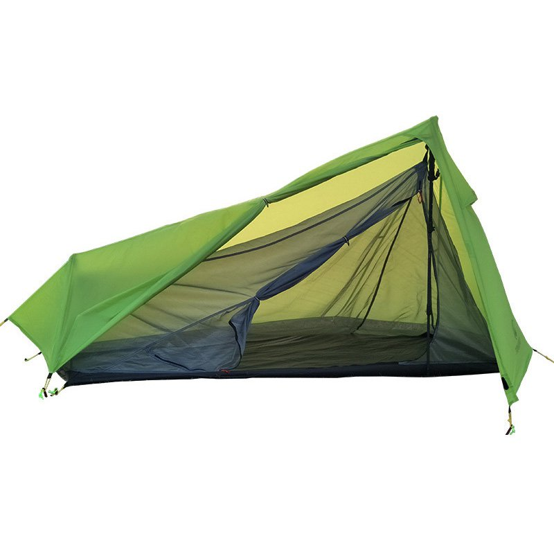 TOUCAN G1 Professional Ultralight Tent, 1 Person, Green