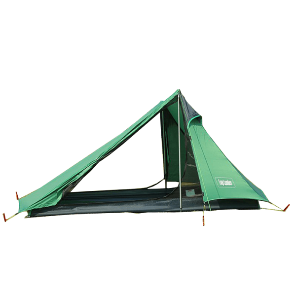 TOPLANDER T1 Journey Solo 1 Person Backpacking Tent, Green