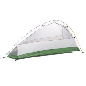 NatureHike Portable Lightweight 1 Person Backpacking Tent, Green