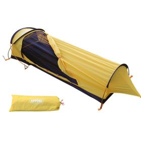 Tentsme 1 Person Ultralight Bivy Tent 2.7 lb 90 inch Length , Yellow