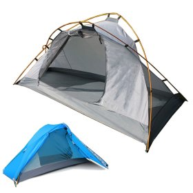 Tentsme Solo Journey 1 Person Backpacking Tent