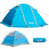 Tentsme Portable 2 Person Winter Camping Tent With A Vestibule And Snow Skirts For Man And Women, Snowy And Rainy Days