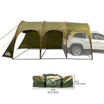 Tentsme Real Foldable And Portable Carports 10x15 Car Garage Tent