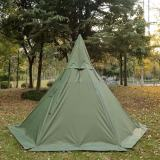 Winter Teepee Tent With Wood Stove Jack