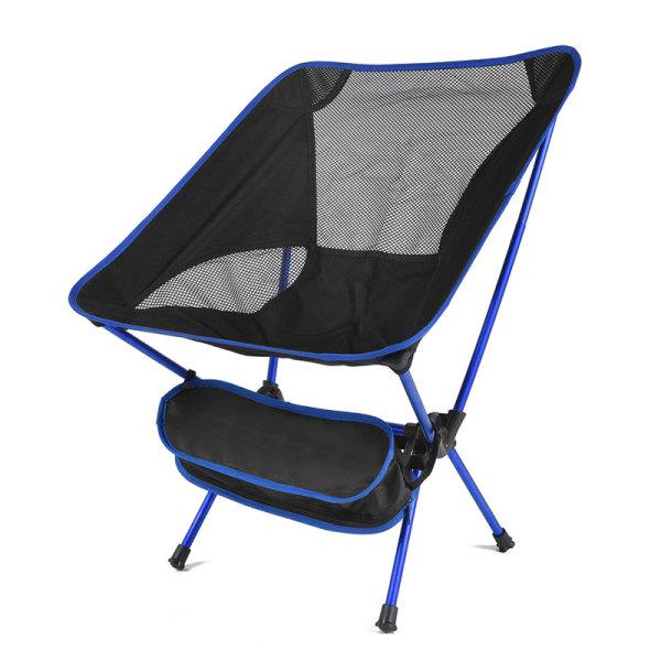 Ultralight Portable Aluminum Folding Camping Chair For Picnic Fishing