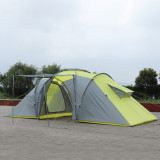 Camping 2 Rooms With A Lobby Family Tent