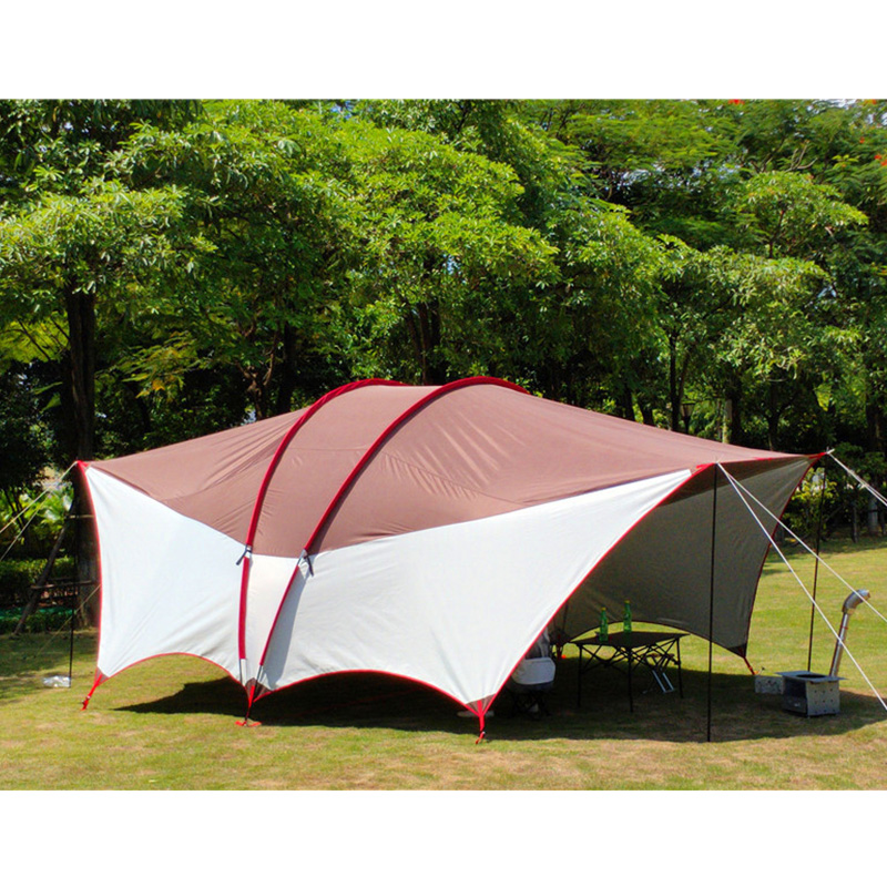 Large Tarp Fly Sun Shelter 5-8 Person Tent