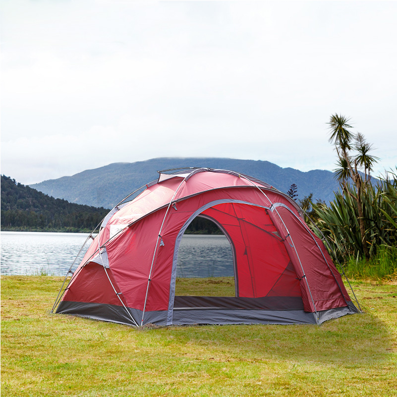 Large Space Dome Family Tent For 4-6 Person