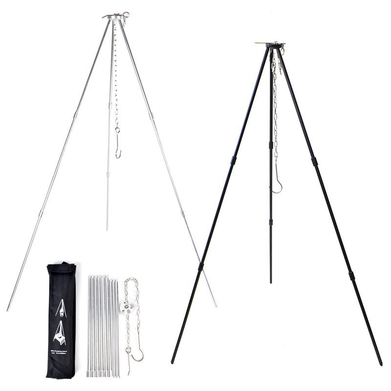 Tentsme Camping Tripod for Outdoor Campfire Cooking