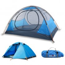 Tentsme Lightweight 2 Person Tent With Vestibule For Man And Women