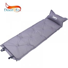 Self-Inflating Sleeping Pads with Pillow,Comfortable Tent Air Mattress 180 x 53 cm Backpacking for Camping,Hiking