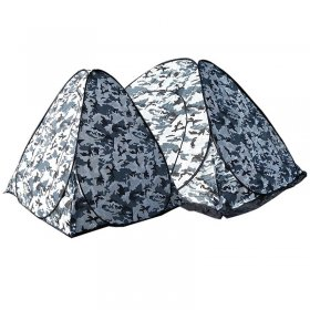Fishing Outdoor Camouflage Pop Up Tent Automatic Outdoor Portable Hunting Bird Shooting Wash Room Camping Ice Fishing Tent