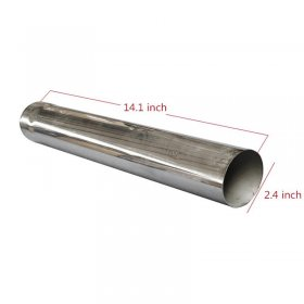 2pcs Stove Pipes for Tent Stove S and L Size