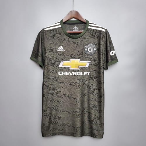 Manchester United Away Man Jersey 20/21