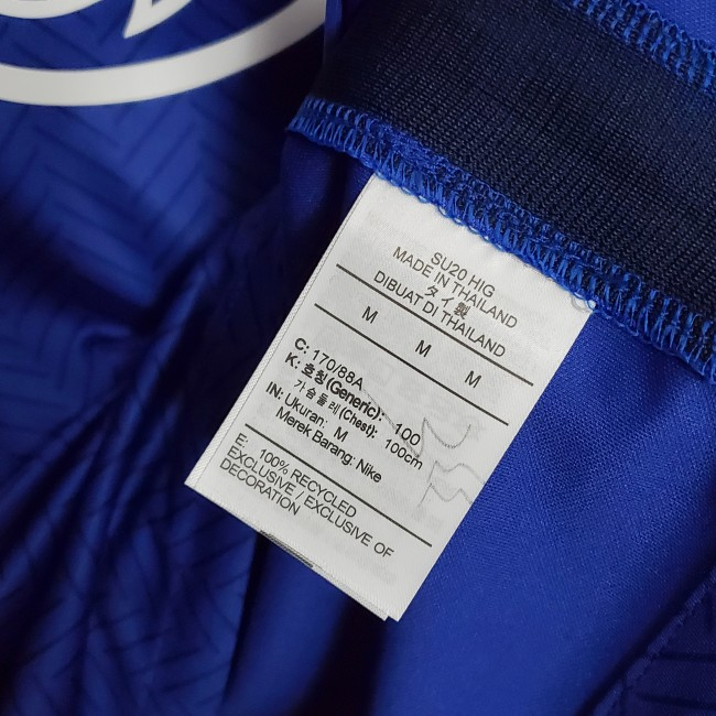 Chelsea Home Man Jersey 20/21