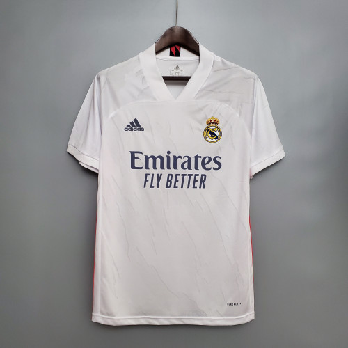 Real Madrid Home Man Jersey 20/21