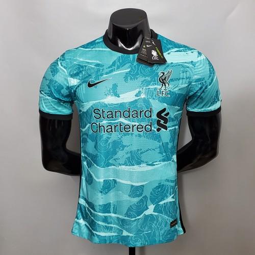 Liverpool Away Player Version Jersey 20/21
