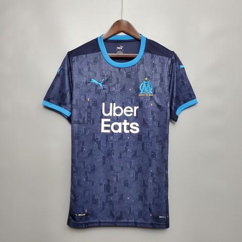 Marseille Away Man Jersey 20/21
