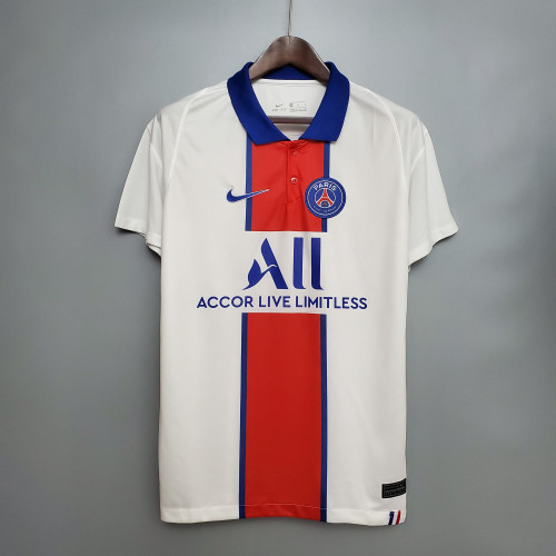 Paris Saint Germain Away Man Jersey 20/21