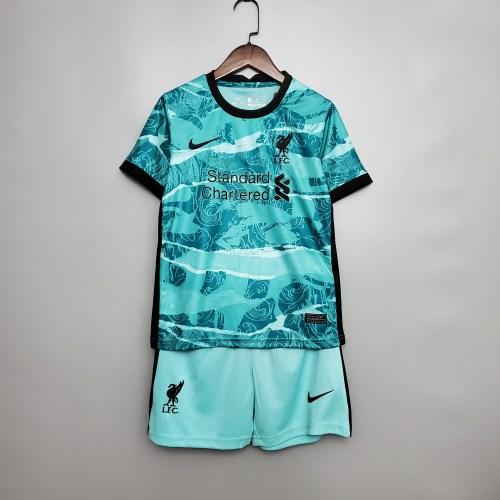 Liverpool Away Kids Jersey 20/21