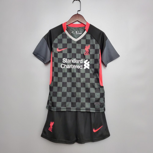Liverpool Third Kids Jersey 20/21