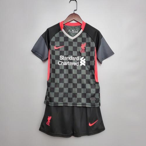 Liverpool Third Kids Jersey 20/21