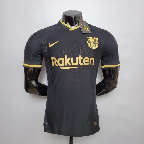 Barcelona Away Player Jersey 20/21