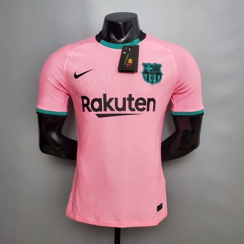 Barcelona Third Player Jersey 20/21