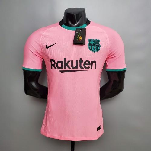 Barcelona Third Player Jersey 20/21