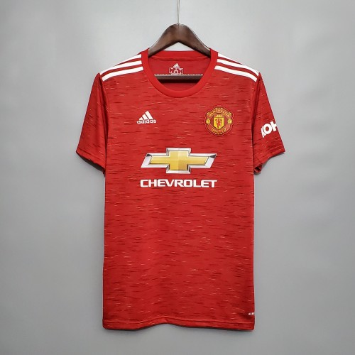 Manchester United Home Man Jersey 20/21