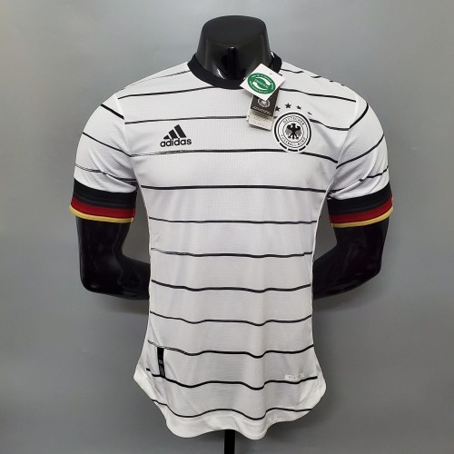 Germany Home Player Jersey 20/21