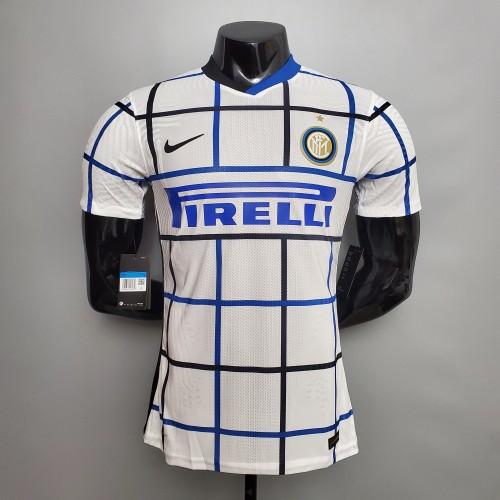 Inter Milan Away Player Jersey 20/21