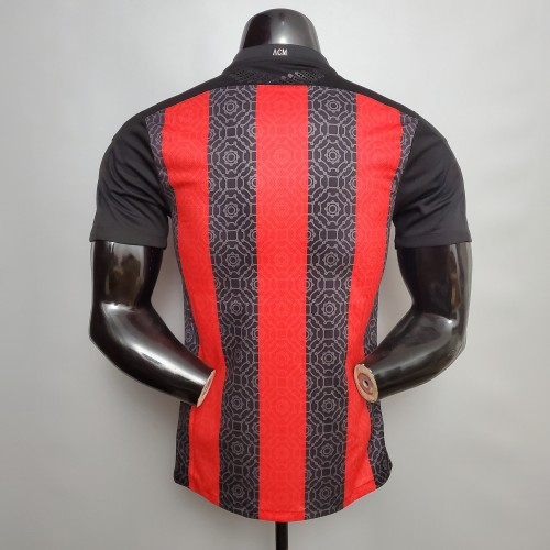 AC Milan Home Player Jersey 20/21