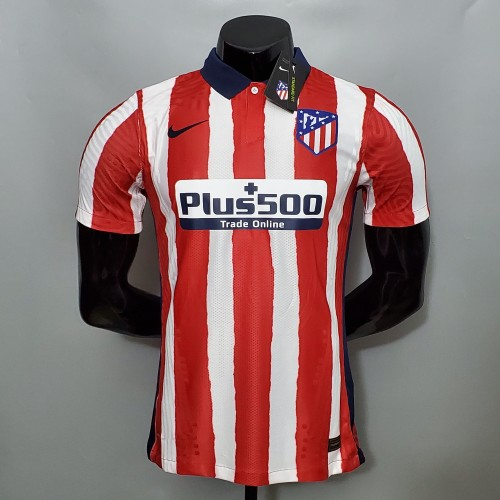 Atletico Madrid Home Player Jersey 20/21