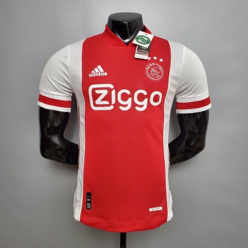 Ajax Home Player Jersey 20/21