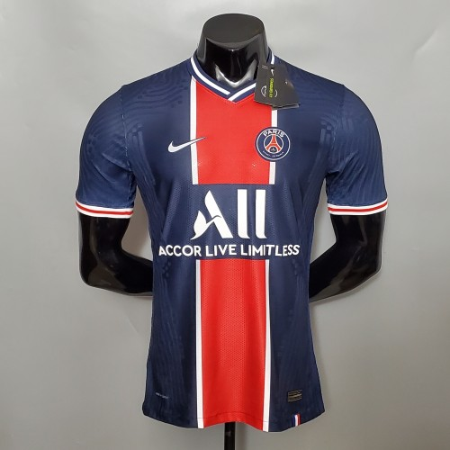 Paris Saint Germain Home Player Jersey 20/21