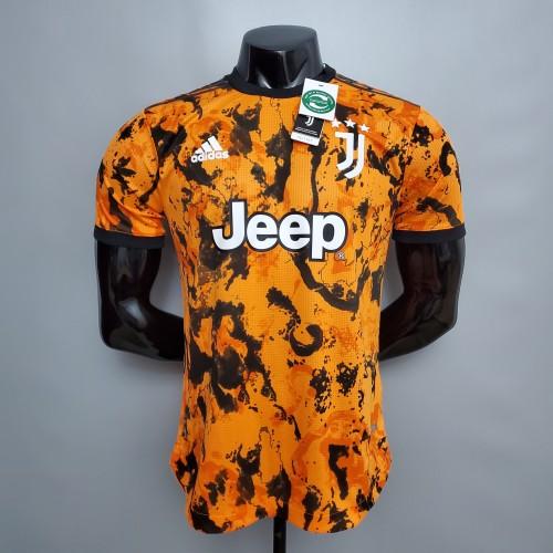 Juventus Third Player Jersey 20/21