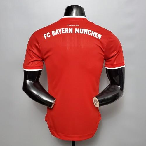 Bayern Munich Home Player Jersey 20/21