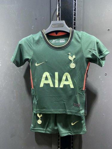 Tottenham Hotspur Away Kids Jersey 20/21