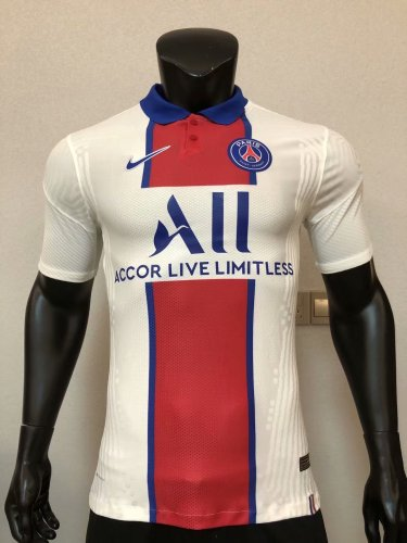 Paris Saint Germain Away Player Jersey 20/21