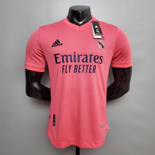 Real Madrid Away Player Jersey 20/21