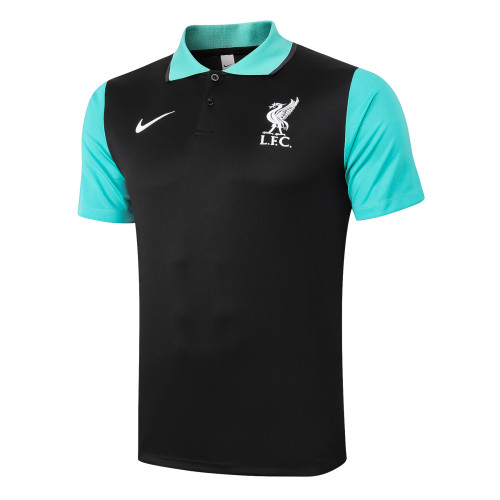 Liverpool POLO Jersey 20/21 Black