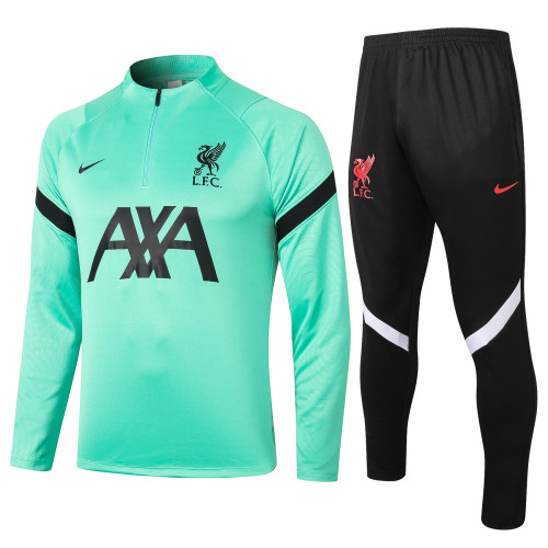Liverpool Training Jersey Suit 20/21