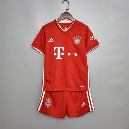 Bayern Munich Home Kids Jersey 20/21