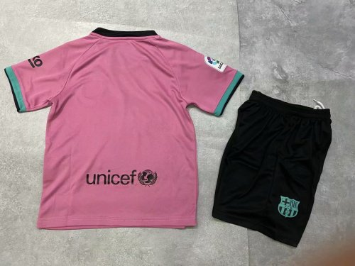 Barcelona Third Kids Jersey 20/21