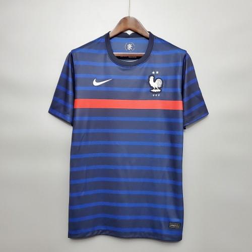 France Home Man Jersey 20/21
