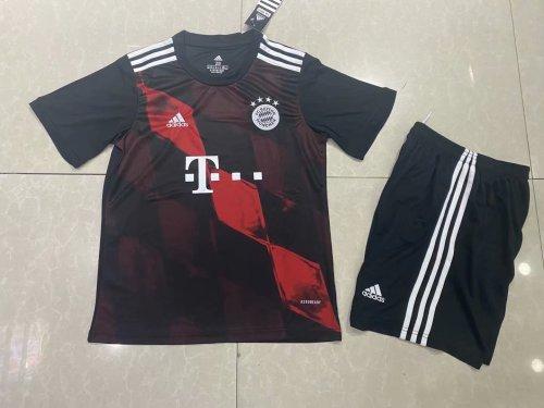 Bayern Munich Third Kids Jersey 20/21