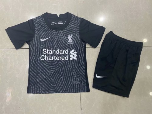 Liverpool Goalkeeper Kids Jersey 20/21